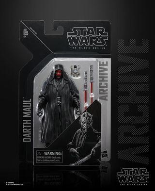 (Pre-order)Star Wars: The Black Series Archive Collection Darth Maul (The Phantom Menace)