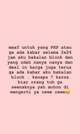 Untuk yang tukang PHP/Tidak bertanggung jawab:)