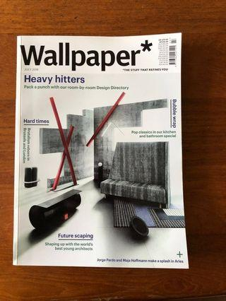 🚚 Wallpaper* Magazine, July 2018
