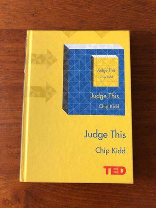 🚚 Judge This by Chip Kidd