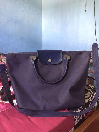 Longchamp Navy