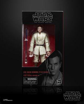 "(Pre-order)Star Wars: The Black Series 6"" Obi-Wan Kenobi (The Phantom Menace)"