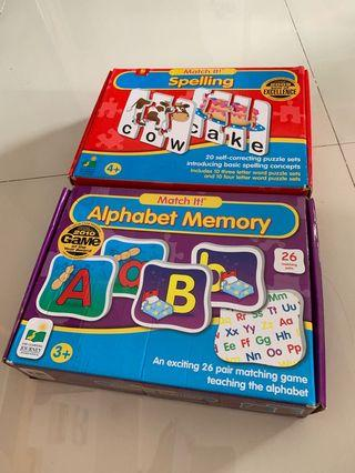 The learning journey Puzzles