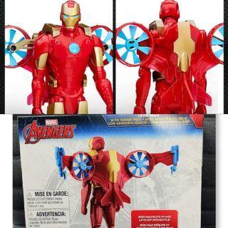 Iron Man 飛行版