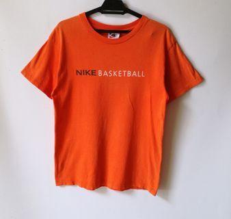 Vtg 90s Nike Basketball Tee