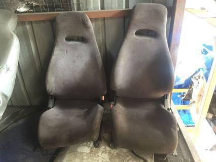 Nissan S13 SILVIA seat