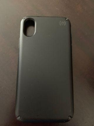 iphone XS casing by Speak(5.8-inch display)