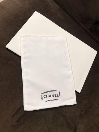 Chanel cleaning cloth