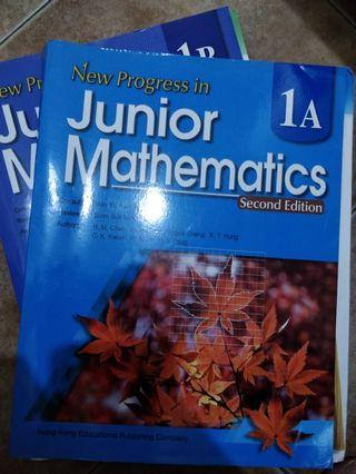 New progress in junior mathematics