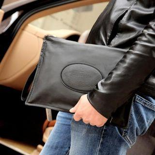 PU Leather Clutch Bag