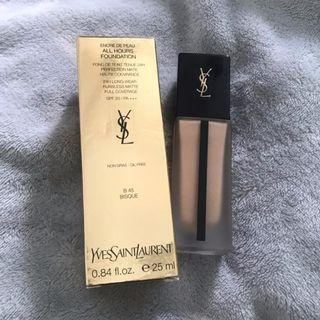 YSL All Hours Foundation B45 Bisque