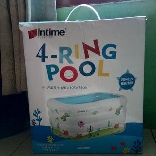 Intime 4-RING-POOL (KOLAM RENANG BAYI)