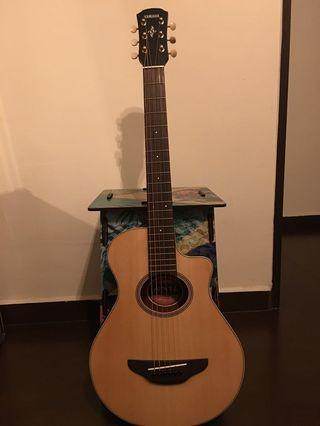 Yamaha guitar APXT2 (3/4 sized)