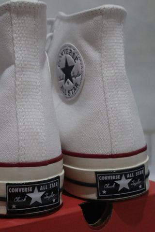 Converse Chuck 70 Optical White