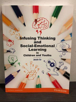 Infusing thinking & Social Emotional Learning in Children and Youths