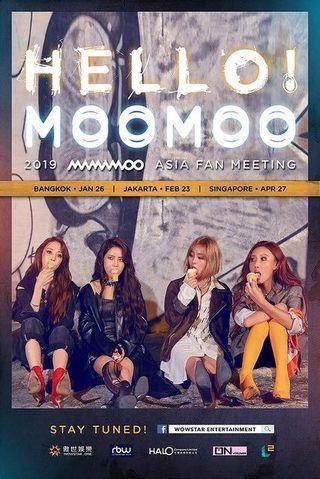 LF buddy/friend for Mamamoo fanmeet