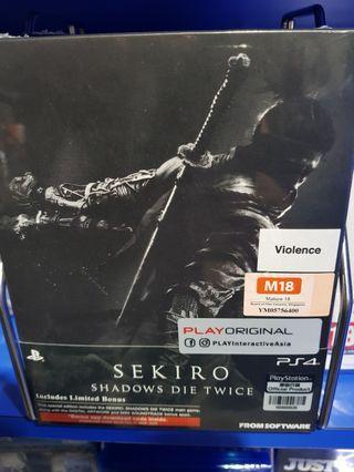 Sekiro Initial Premium Packing (R3)