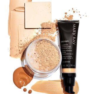 CC Cream Sunscreen SPF 15 [ Mary Kay ]
