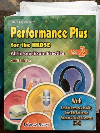 Performance Plus for the HKDSE second edition