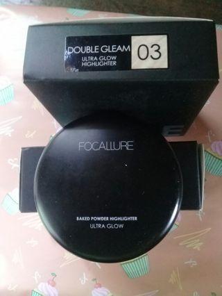 Focallure Ultra Glow Highliter shade 03 (Double Gleam)