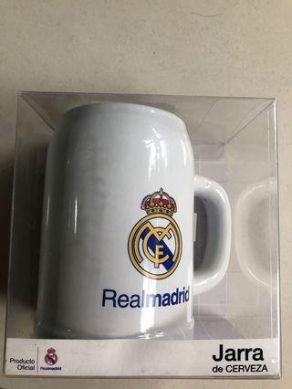 Authentic Real Madrid Beer Mug