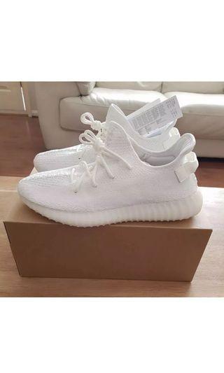 🚚 Yeezy Boost 350 V2 Cream white BNIB