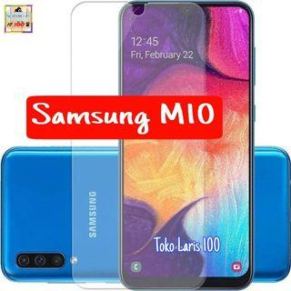 Anti Gores Samsung M10 - Pelindung Layar Bening