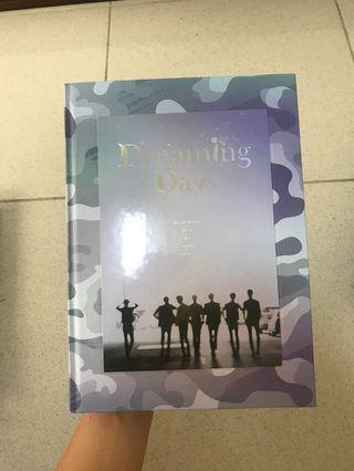 🚚 BTS Now3 DVD寫真含小卡(只有外包裝有裂痕