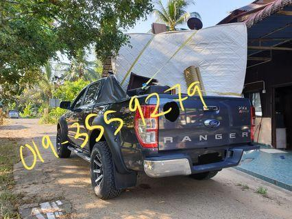 4x4 hilux transporter & movers delivery