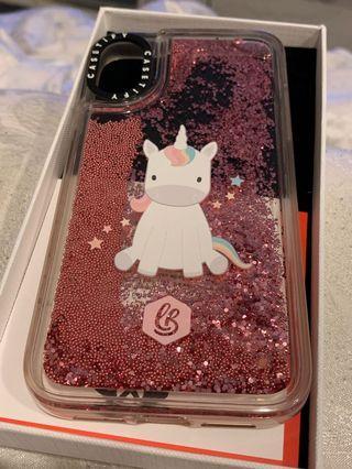 🚚 Casetify Iphone XR Unicorn Case