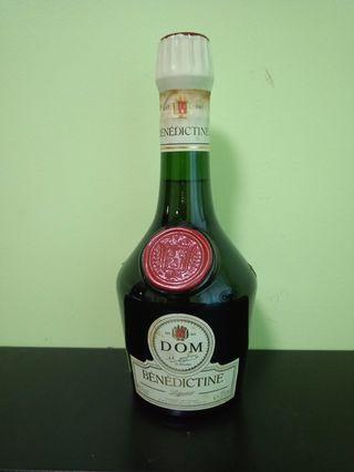 🆕DOM Benedictine Liqueur