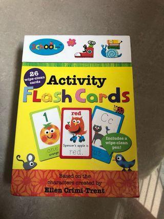 🚚 Flash Cards Activity