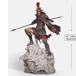 全新 XBox One PC PS4 Assassin's Creed Odyssey: Alexios Legendary Figurine 刺客教條: 奧德賽 亞歷克西歐斯 傳奇首版公仔 (美版)