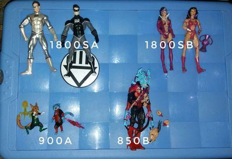 DC Universe Figures DCUC DC Universe Classics