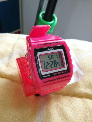 Casio illuminator (Pink)