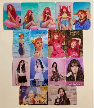 🚚 [INSTOCK/WTS] Twice Chaeyoung Ezlink Card Sticker