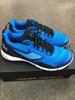 Under Armour UA Charged One TR US10D Electric Blue