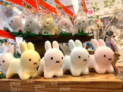 ✈️⭕️日本🇯🇵直送《現貨》miffy squishy 公仔(全4種)