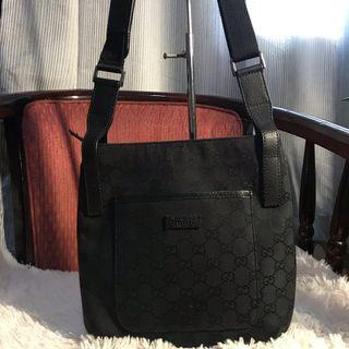 Gucci GG Canvass Crossbody Bag
