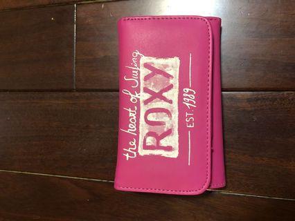 🚚 Roxy 粉色皮夾 錢包