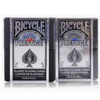 BICYCLE PRESTIGE PLAYING CARD