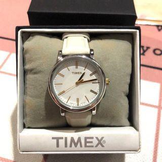 TIMEX 女錶 白金