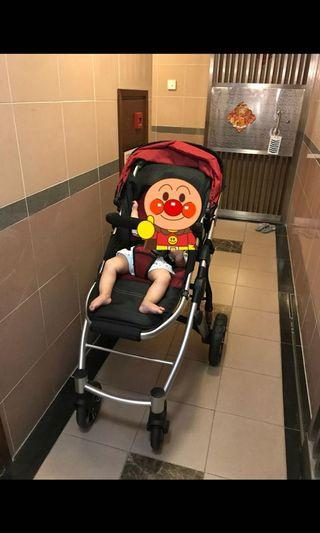 Babyruler BB車 連初生嬰兒睡籃
