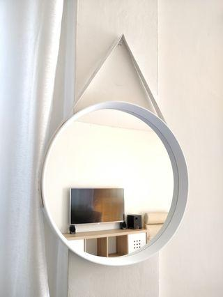 Brand New Scandinavian Minimalist Accent Mirror