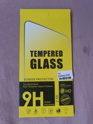 Samsung S10 Tempered Glass