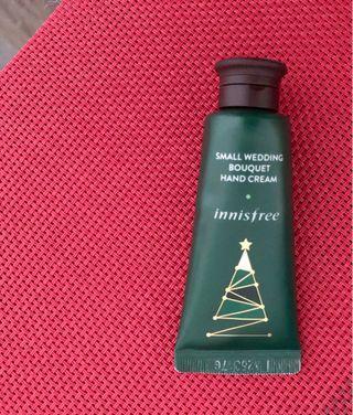 Innisfree Hand Cream