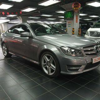 Mercedes-Benz C350 BE COUPE