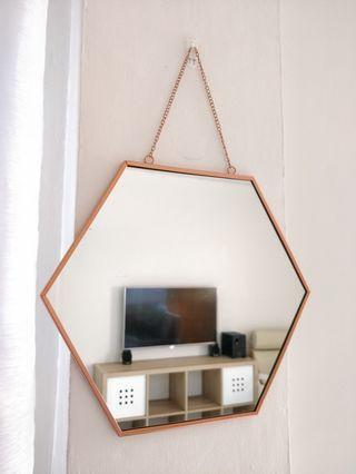 Brand New Scandinavian Minimalist Accent Mirrors