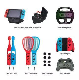 Nintendo Switch family sports game kit 19 in 1