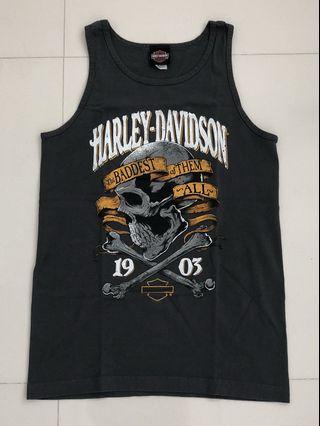 Harley Davidson Singlet